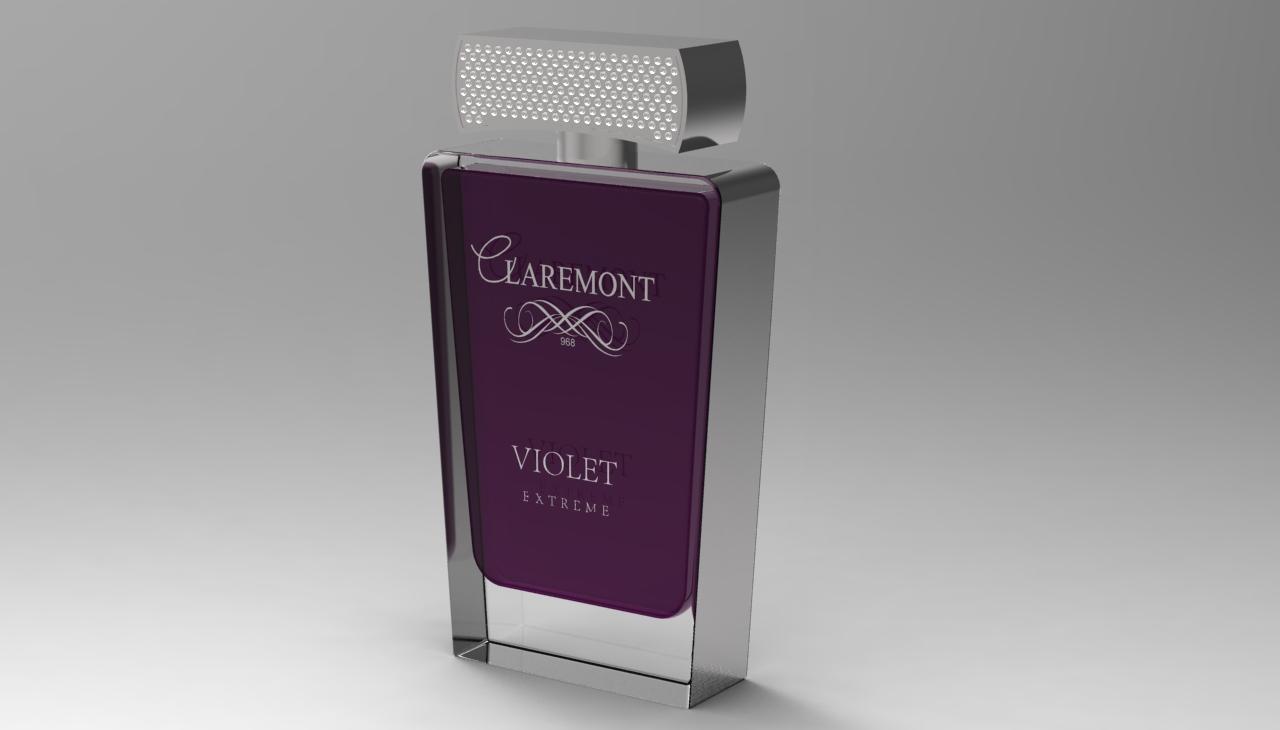 Claremont Violet Extreme